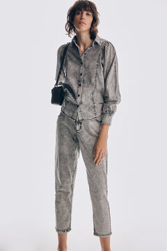 Shirt and jeans set