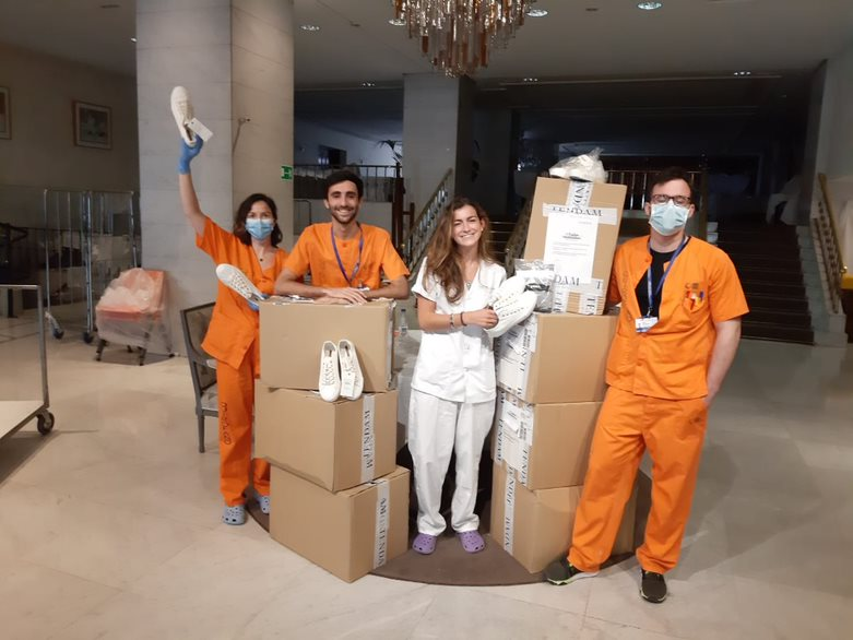 Hotel medicalizado Miguel Ángel