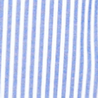 Cortefiel Striped COOLMAX® shirt Stone