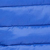 Cortefiel Ultralight quilted vest with Thermolite eco Royal blue