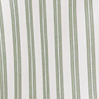 Cortefiel Extra soft organic cotton striped shirt Coral